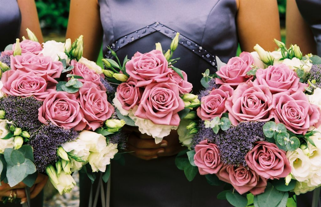 Joanna Walton Flowers Bridal Bouquets Photo