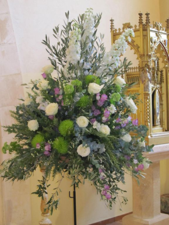 Joanna Walton Wedding Flowers