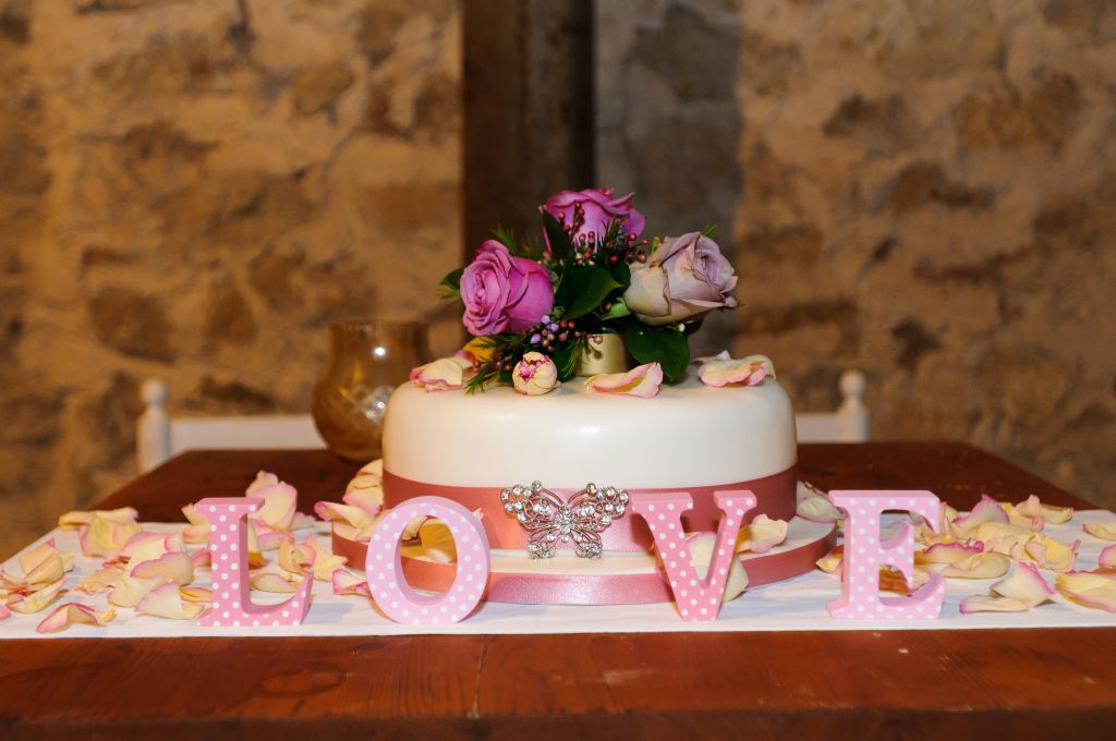 Joanna Walton Flowers Wedding Receptions